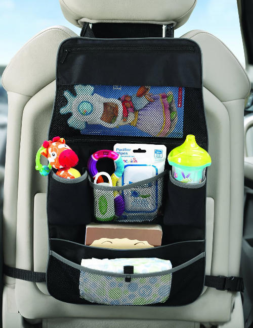 Lindam kids car and pushchair organiser and protector