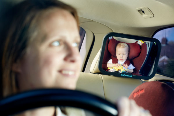 best baby car mirror to see your child in a rear facing car seat