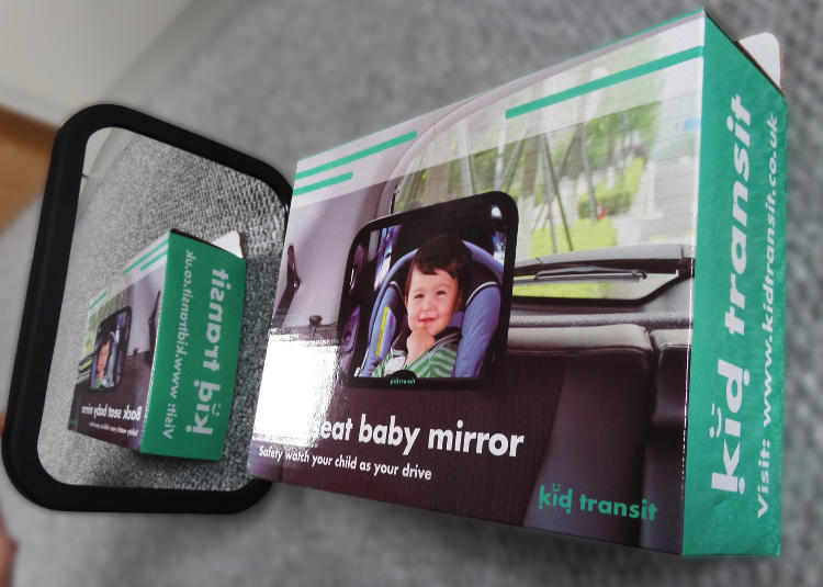 Kid Transit Baby Car Mirror