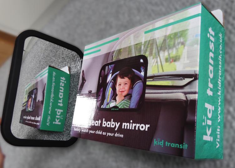 Kid Transit Baby Car Mirror