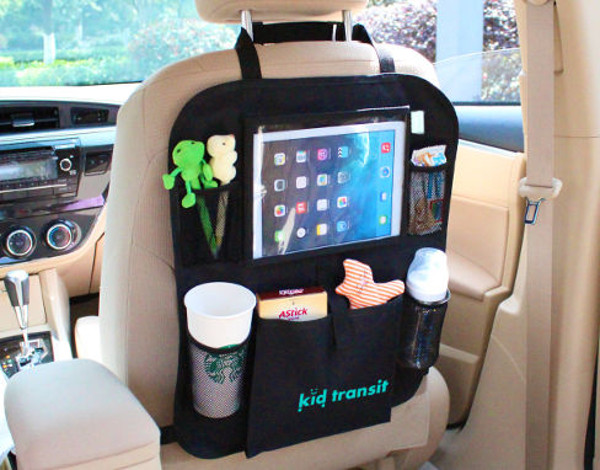 kid transit baby car organiser