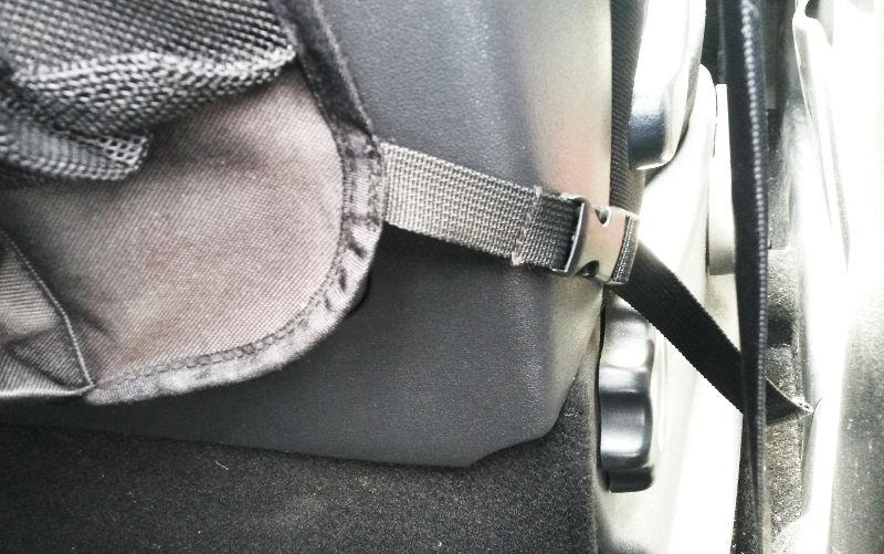 kid transit baby car organiser bottom buckle
