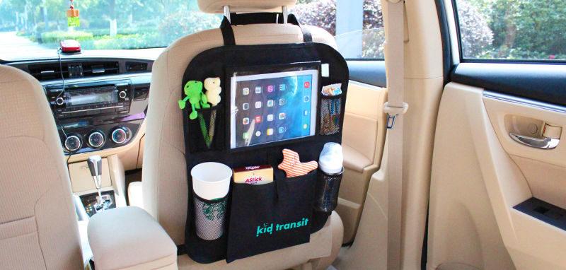 kid transit baby car organiser main