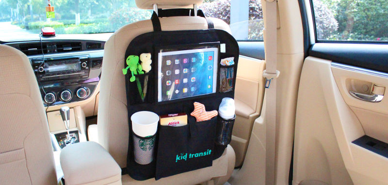 kid transit baby car organiser main
