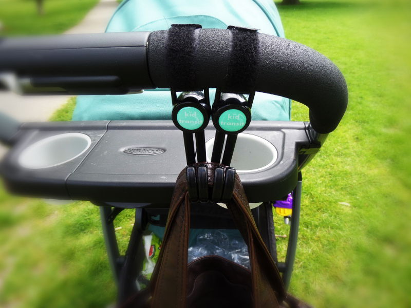 Kid Transit Stroller Hook