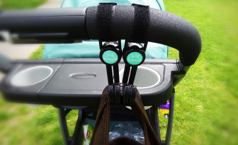 Kid Transit Stroller and Pushchair Hooks