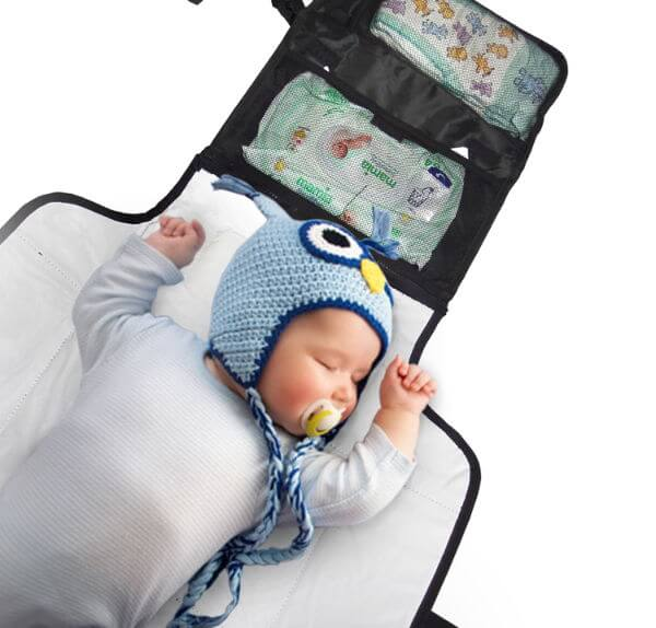 Travel Changing Mat Kid Transit