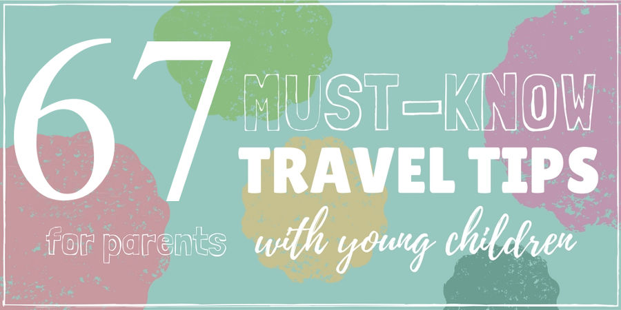 Travelling With Kids Tips