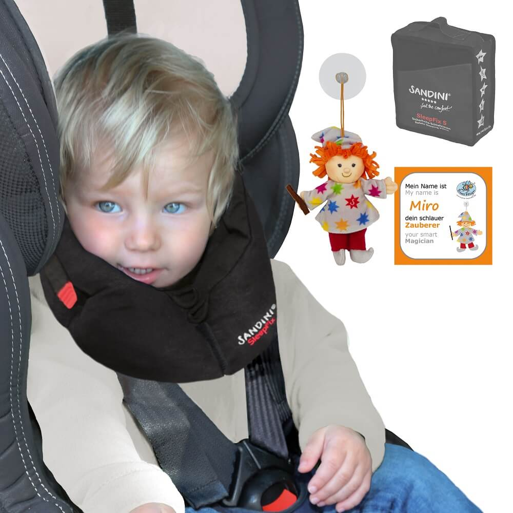 Sandini Head Support for Child Car Seats