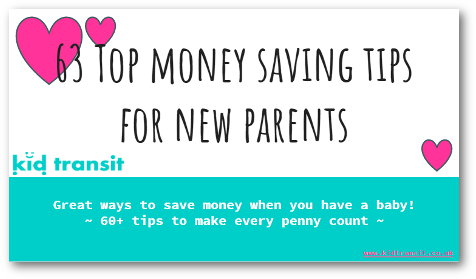 63 Top Money Saving Tips of Parents