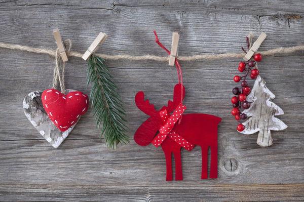 handmade decorations christmas