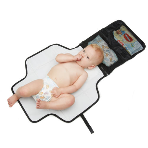 Travel Changing Mat with Bag
