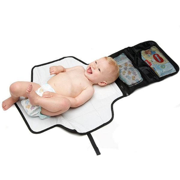 travel changing mat going out baby