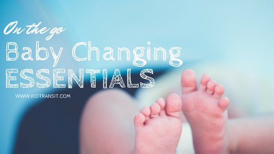 Tips For Changing Your Baby On The Go
