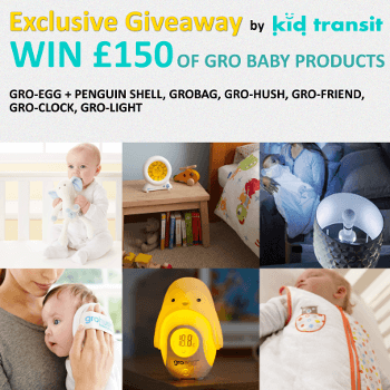 The Grom Company Giveaway by Kid Transit
