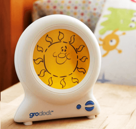 Win a Gro-Clock