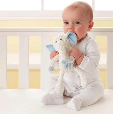 Win a Gro-Friend Elephant