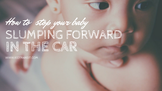 How To Stop Your Baby's Head Flopping When they Fall Asleep in the Car