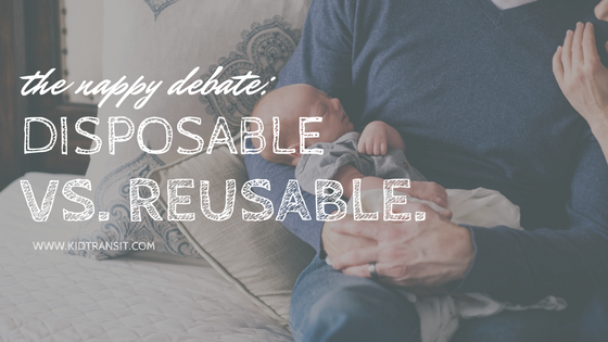 The Nappy Debate: Disposable vs Reusable Nappies