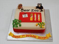 First Birthday Theme Ideas Zoo