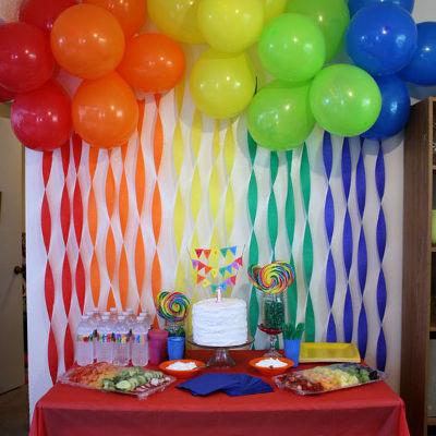 First-Birthday-Party-Theme-Ideas-Rainbow-Theme