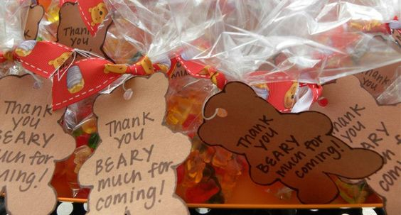 First Birthday Party Ideas Teddy Bears' Picnic