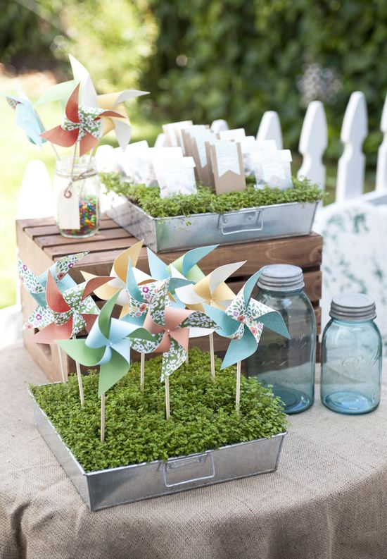 Garden Party Favours