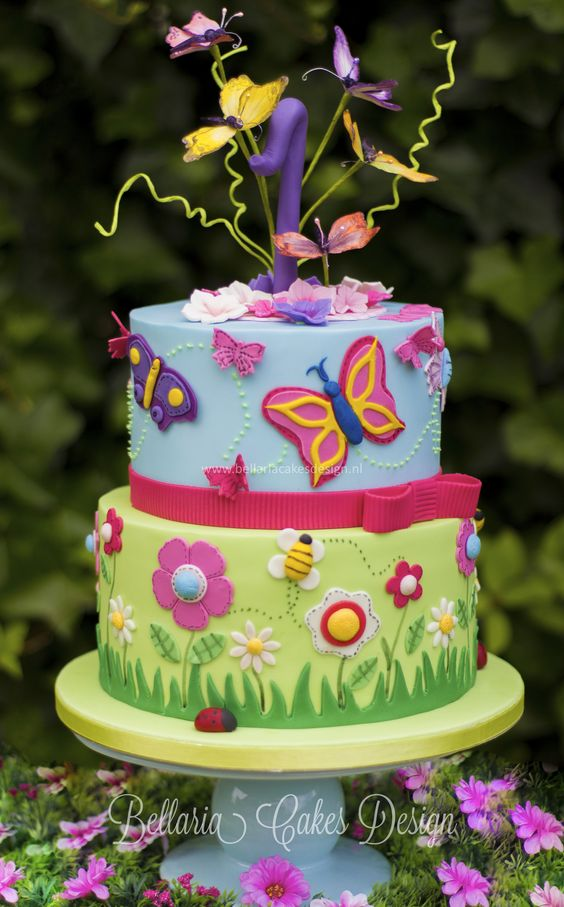 Fantastic Garden Themed Birthday Party Ideas Adornment Landscaping