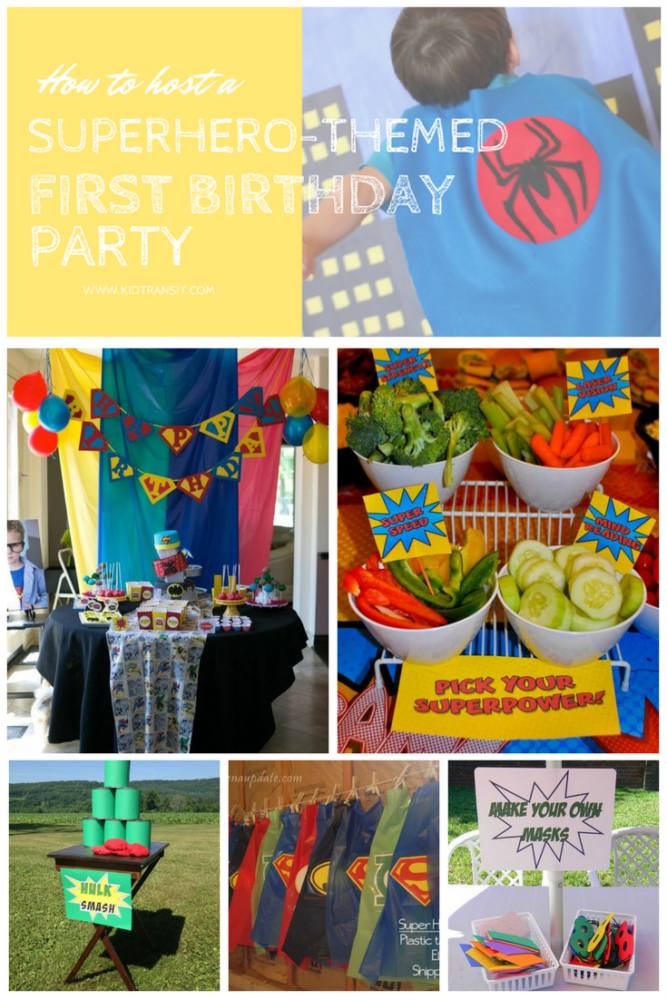 Looking For Even More First Birthday Party Ideas Check Out Our Inspirational List Here