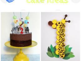 9 Zoo Themed Birthday Cakes