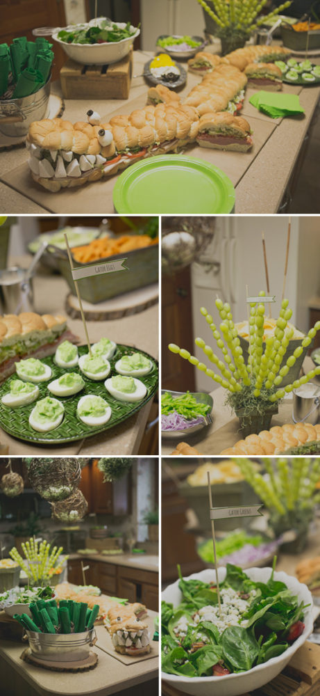 Zoo Themed Party Ideas