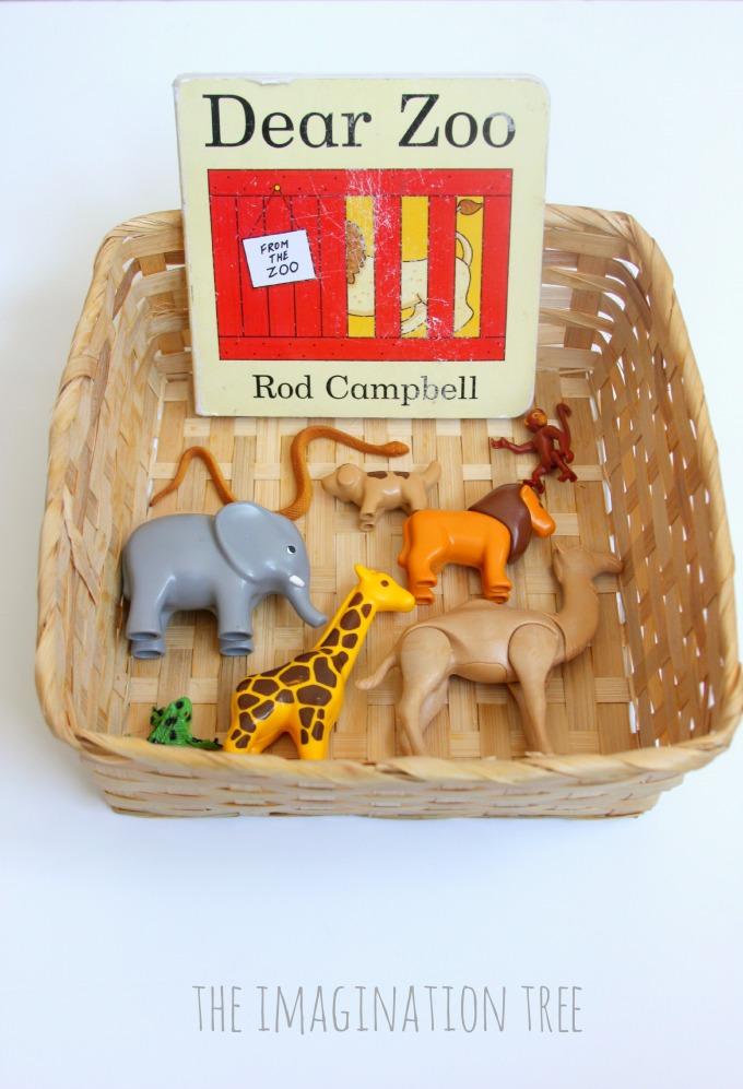 Zoo Themed First Birthday Party Games Elephant Peanut Push