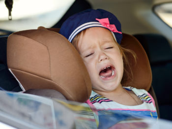 How to survive the holiday drive with kids