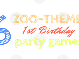 Zoo Themed Party Games