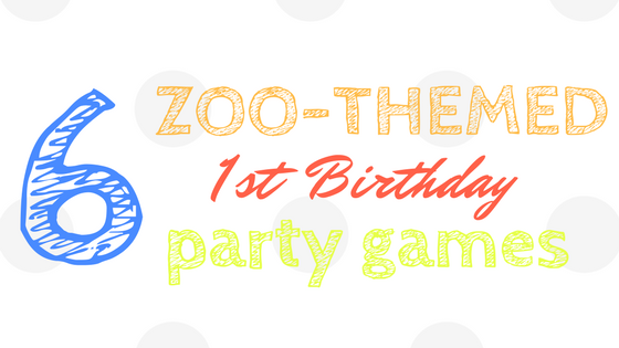 Title Zoo Themed Party Games