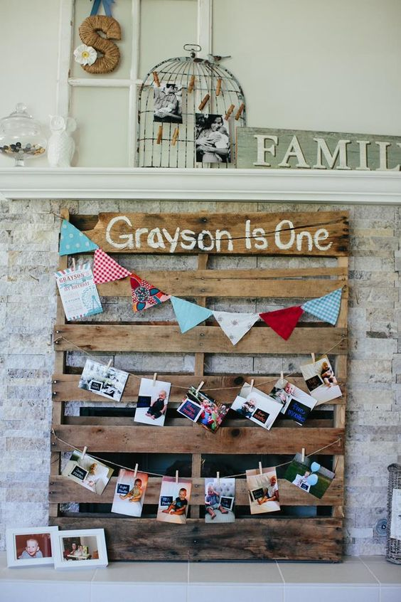Farm Theme Birthday Decor