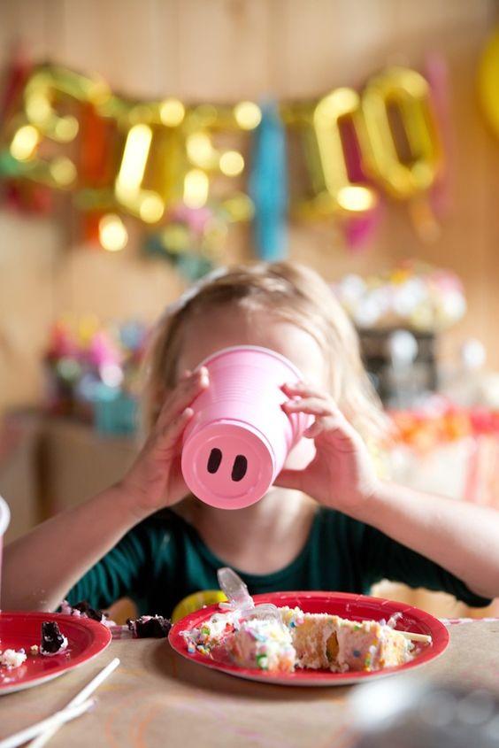 Farm Theme Birthday Food and Drink