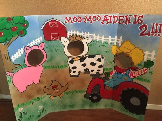 Farm Themed Birthday Party Games