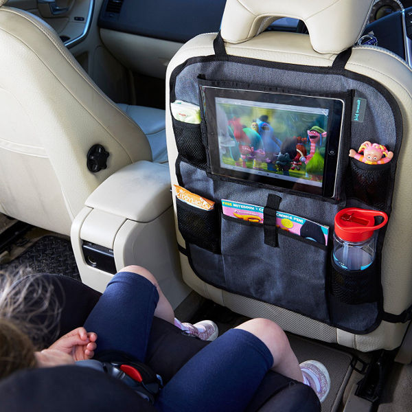 10″ Pro Tablet Holder Car Organiser