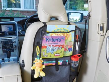 12″ Pro Tablet Holder Car Organiser