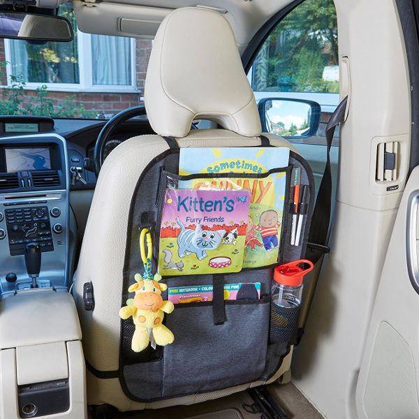12 inch pro tablet holder and car organiser 2