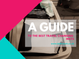 A guide to the best travel changing mats