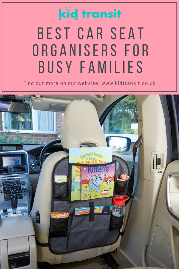 best car seat organisers tidy tablet holder
