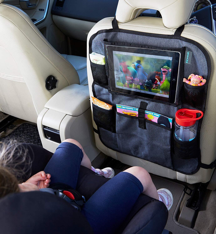 12 Pro Tablet Holder Car Organiser Holds IPad Pro Surface Pro