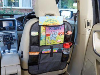 10″ Pro Tablet Holder Car Organiser