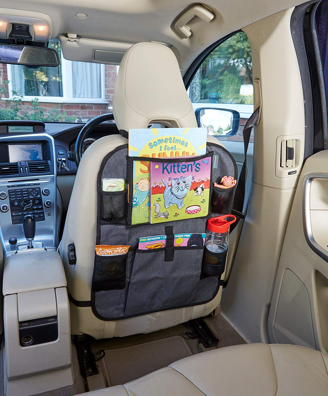 10 Pro Tablet Holder Car Organiser