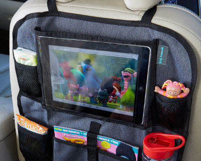 tablet pocket car organiser