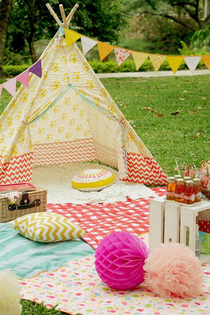 Garden Themed First Birthday Party Decor Ideas Kid Transit