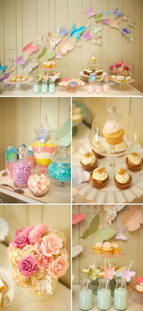 Garden Themed First Birthday Party Food 1