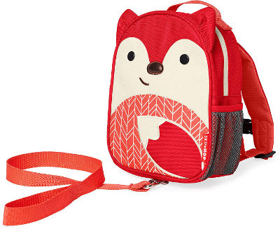 Skip Hop toddler backpack harness leash